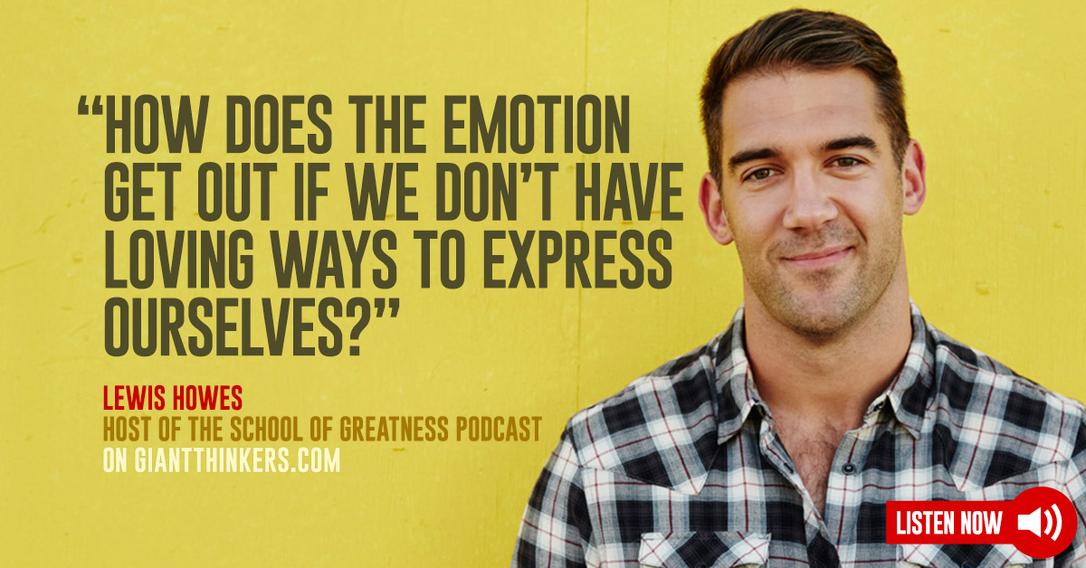lewis howes on the story you tell yourself the power of forgiveness